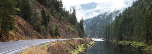 Lochsa Highway Idaho Environmental Law conservation