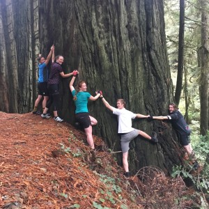 annika-and-friends-in-redwoods