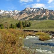 Big Wood River Flows