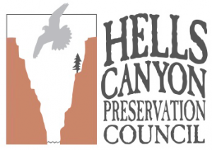Hells Canyon Preservation Council
