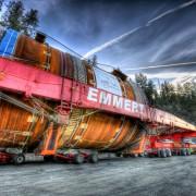 Mega-loads on Highway 12