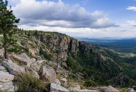 Mogollon Rim Followup Case