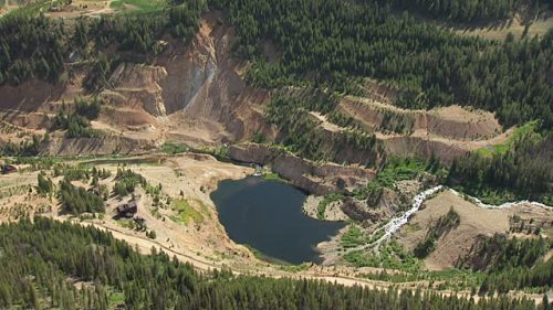 Midas Gold Clean Water Act Violations