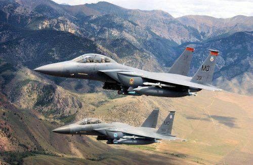 Air Force Urban Warfare Training